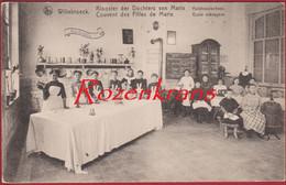 Willebroek Willebroeck Klooster Der Dochters Van Maria Huishoudschool Ecole Menagere Pour Filles (in Zeer Goede Staat) - Willebroek
