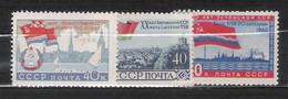 URSS - 1960 - N. 2307/09** (CATALOGO UNIFICATO) - Nuovi