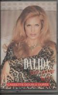 K7 Audio. DALIDA Mon Amour - Vol.2 - 24 Titres - CASSETTE DOUBLE DUREE - Audio Tapes
