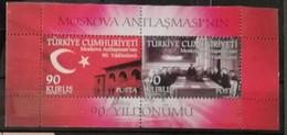 Turquie 2011 / Yvert Bloc Feuillet N°55 / Used - Blokken & Velletjes
