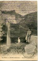- 07 -ARDECHE- SAINT-PAUL-le-JEUNE -Grotte De Champval - Other Municipalities