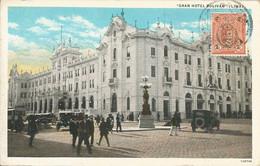 003406 - PERU - LIMA - GRAN HOTEL BOLIVAR - ED. SABLICH - 1930 - Pérou