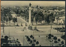 °°° 22877 - FORLI - MONUMENTO AI CADUTI - 1965 °°° - Forlì