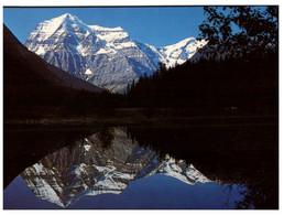 (EE 17) Canada - Rockies Mts Mt RObson - Andere