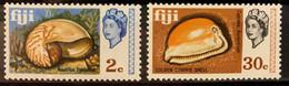 FIJI - MNH**  - 1969  -  # 261, 272 - Fiji (1970-...)