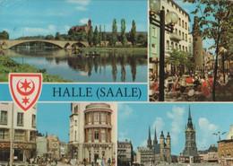 Halle - U.a. Burg Giebichenstein - Ca. 1980 - Halle (Saale)