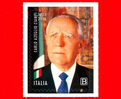Nuovo - MNH - ITALIA - 2020 - 100 Anni Della Nascita Di Carlo Azeglio Ciampi (1920-2016), Presidente – Ritratto – B - 2011-...:  Nuevos