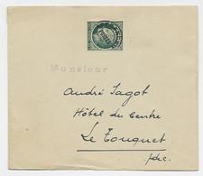 MAZELIN 90C PREO SEUL BANDE COMPLETE AU TARIF - 1945-47 Ceres Of Mazelin
