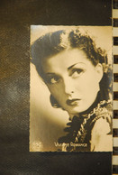 CP,  Photographie,VIVIANE ROMANCE - Actores