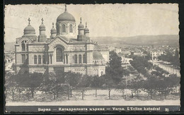 AK Varna, L'Eclise Katedral - Bulgaria