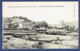 CPA GARD (30) - ENVIRONS DE SAINT-HIPPOLYTE-DU-FORT - SAINT-ROMAN-DE-CODIERES - Andere Gemeenten