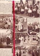 Orig. Knipsel Coupure Tijdschrift Magazine - Fetes Jubilaires De Foy Notre Dame Pres De Dinant - 1934 - Unclassified