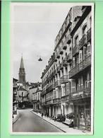 88-----PLOMBIERES LES BAINS---hôtel Des Bains--voir 2 Scans - Plombieres Les Bains