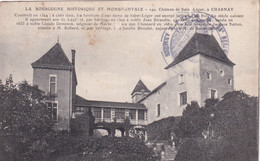 71, Charnay, Château De Saint Léger - Other Municipalities
