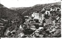 03. CPSM. Allier. Vallée De La Sioule. Château De Chouvigny. - Altri Comuni