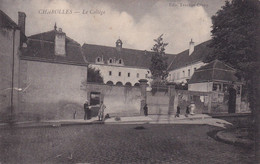 71, Charolles, Le Collège - Charolles