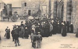 21-1428 : SAINT-CYR-EN-PAIL. INVENTAIRE  1° MANIFESTATION DU 5 MARS 1906 - Altri Comuni