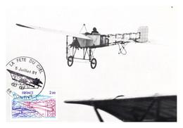 France Poste Aérienne N°54 - Carte Maximum - Thème Avions - TB - 1960-.... Cartas