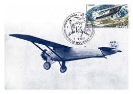 France Poste Aérienne N°50 - Carte Maximum - Thème Avions - TB - 1960-.... Cartas