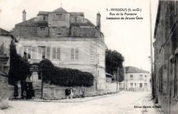 WISSOUS Rue De La Fontaine - Institution De Jeunes Gens - Other Municipalities