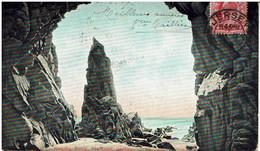 CC - CPA - ROYAUME UNI - JERSEY - Needle Rock - Piemont - - Jersey