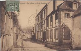 27 Verneuil  Sur Avre   Le College  Rue De La Madeleine - Verneuil-sur-Avre