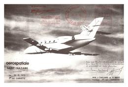 Thème Avions - Carte Postale - Aviones
