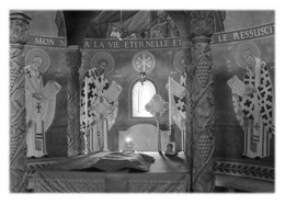 LA FAURIE - Intérieur De La Chapelle Saint-Martin - Andere Gemeenten