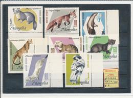 MONGOLIA- 1966 N° 359/66 MNH - Altri