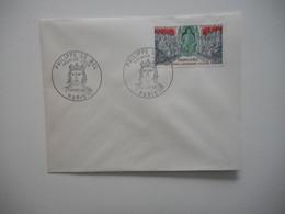 FRANCE, PREMIER JOUR PHILIPPE LE BEL 1968 PARIS - Collections