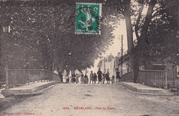 71, Génelard, Pont Du Canal - Andere Gemeenten