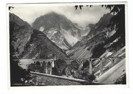 8251 - CARRARA VIADOTTI DI VARA 1947 - Carrara