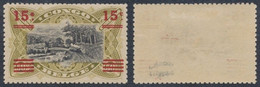 "Congo Belge - Timbres Mols ""Récupération"" : N°87B* Neuf Charniéré (MH) - 1894-1923 Mols: Ungebraucht"