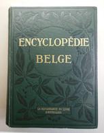 Encyclopédie Belge. - Encyclopedieën