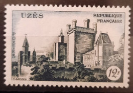France/French Stamp1957 N°1099 Couleur Bistre Absente **TB Cote Dallay 140€ - Ongebruikt