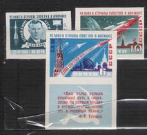 URSS - 1961 - N. 2401/03** ND (CATALOGO UNIFICATO) - Neufs