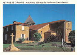 32 - Peyrusse Grande - Eglise Romane Du XIe Siècle - Andere Gemeenten
