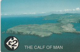 Isle Of Man - Calf Of Man - Isla De Man