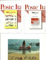 TROPEA  POSTE  ITALIANE  SPIAGGIA - Otras Ciudades