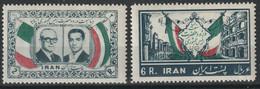 Iran Y/T 889 / 890 (*) - Iran