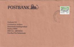 Giro Envelop Buitenlands Betalingsverkeer Vanuit Ierland 1993 - Storia Postale