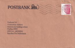 Giro Envelop Buitenlands Betalingsverkeer Vanuit Belgie 1992 - Storia Postale