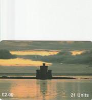 Isle Of Man - Tower Of Refuge, Douglas - Isla De Man