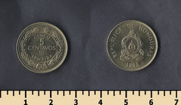 Honduras 5 Centavo 1995 - Honduras