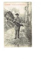 Cpa -  [36] Indre > La Chatre - PANASSE Un Des Maîtres Sonneurs - Joueur Vielle Musique - 1913 - La Chatre