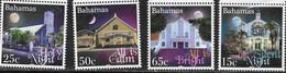 Bahamas 2018, Chirstmas, MNH Stamps Set - Bahamas (1973-...)