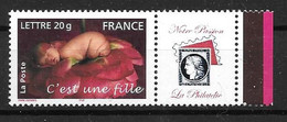 TIMBRES PERSONNALISES 3804 B GOMME - Personalized Stamps