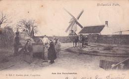 PUTTE / NEDERLAND / AAN DEN DORSCHMOLEN  1903 - Otros