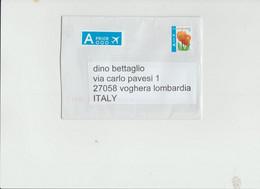Belgio 2021 - Busta . X L'Italia Affrancata Con 1 Stamp - Cartas