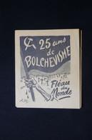 MILITARIA 1939 /45  - Fascicule Caricatural Contre Le Bolchevisme ( édité Dans La Période De Vichy ) - L 84918 - Documents